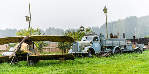 музей ретро техники в Забродье