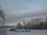Вид от памятника Батюшкову на р.Вологду и набережную.