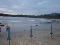 Пляж Kata