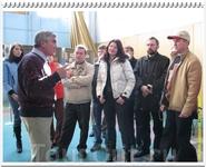 Всё время нахождения на территории центра нас сопровождал Олег Дмитриевич, который является работником центра. Помимо «официальных» сведений мы услышали ...