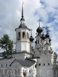 Церковь Вознесения в Великом Устюге