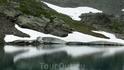 Снежник и озеро