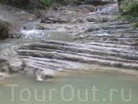 перекаты Плесецких водопадов