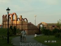 амфитеатр в Обзоре