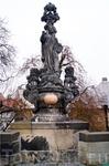 Скульптура святого Каэтана