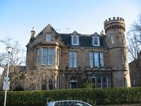 Один из частных домов в Эдинбурге. Чтоб я так жила!!!