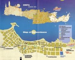 Карта Херсониссоса