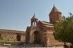 В восточной части монастыря Хор-Вирап в куполе есть небольшая щель, которая называется «Парави цак» (Старухина дыра). Через нее еле пробивается свет в ...