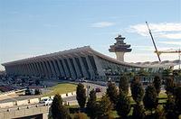 Вашингтонский аэропорт имени Даллеса