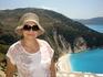 Греция. о.Кефалония. Пляж Миртос. Входит в пятерку лучших пляжей мира.