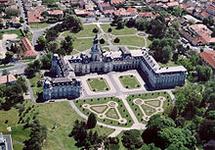 Дворец семьи Фештетичей