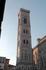 Колокольня Джотто собора Дуомо Флоренции.