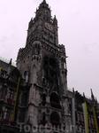 Ратуша в Мюнхене.