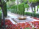 Парк с фонтанами