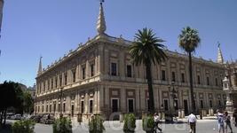 Sevilla - Университет
