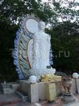Статуя святого 2