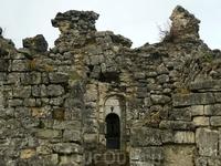 Анакопийская крепость.Храм.