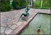 Фрагмент фонтана Аганиппа. Ю,Каролина США