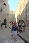 Дубровник,прогулка по улочкам крепости
