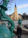 центр современного Таллина