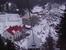 Вид с Чегета на поселок Терскол.Там еще можно было на коньках покататься! но уже не было никаких сил)) все забирали лыжи!