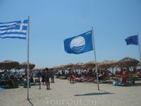 """Начну с о.Элафониси как одно из ярких воспоминаний о Крите,и лучшем времяпрепровождении.Пляж имеет """"Голубой флаг Европы"""",получают самые чистые,экологические ..."""