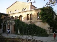 Херсонес. Здание музея.