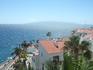 Вдалеке остров Ла Гомера