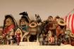 сувениры в магазине на верхушке горы Флёйен