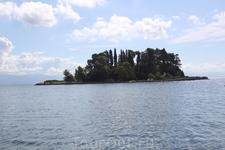 остров Понтикониси - &quotМышиный остров&quot