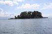 """остров Понтикониси - """"Мышиный остров"""""""