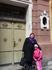 Старый город. Узнаваемая дверь из фильма про Шерлока Холмса