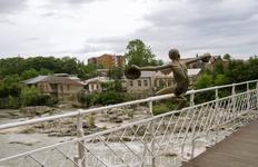 Кутаиси, река Риони