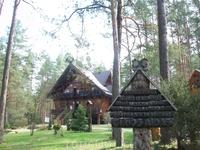 Музей леса. вход для взрослых 5 лит, для детей старше 6 лет 2 лита и 2 лита съемка внутри и на территории музея.