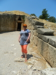 Вход в гробницу Агамемнона
