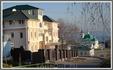 улица Михаила Сеспеля. Внизу музей Сеспеля, дальше Св.Троицкий муж. монастырь.