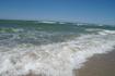 Наслаждаемся морем и волнами , кстати , калининградские дети купались в море в любую погоду.