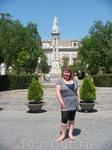 На площади в Севилье
