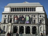 Мадрид. Здание Оперы (Королевский театр)