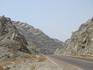 горы по дороге на Фуджейру