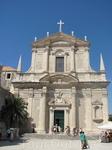 г.Дубровник, Иезуитская церковь Святого Игнатия