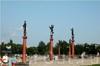 Фотография Скульптуры на Театральной площади