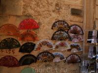 Испанские веера