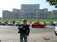 Bucharest, Ceausescu Palace.