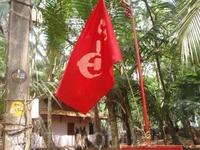 Влияние партии коммунистов в Керале заметное.
