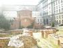 Руины античной Сердики - Ротонда св. Георгий и резиденция императора Константина І Великого ІV век. Стоит нырнуть во внутренний дворик современного здания ...