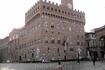 Палаццо Веккьо и площадь Синьории когда спят туристы.