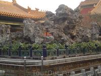 Императорский сад в запретном городе
