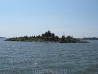 Одинокий островок