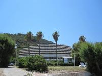 Ялиссос, отель Olimpic Palace.
